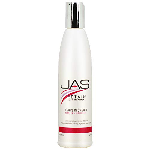 JAS Retain Post Treatment Leave in Cream 8-ounce