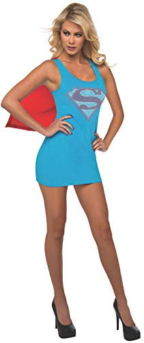 Vestido Rubies Costume Company Inc Supergirl Multicor