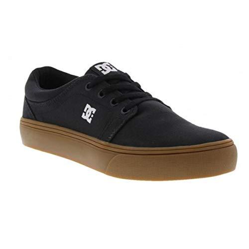Tênis Dc Shoes Episo - Preto+caramelo - 39