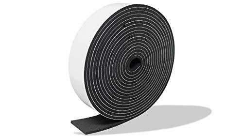 プランプ オリジナル 隙間テープ スキマッチ 黒 ブラック 厚 3 mm × 幅 30 mm × 長 2 m 2 個入 日本製 ゴムスポンジ 防水 防音 すきま 窓 玄関 引き戸 隙間
