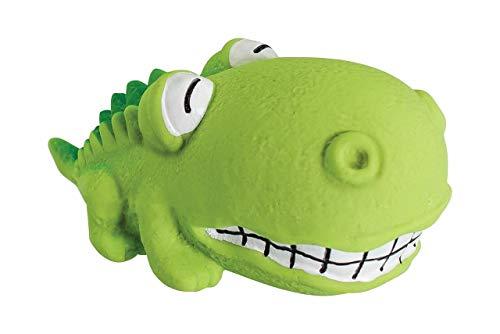 Mini cocodrilo BigHead 9 cm, con sonido, látex, HipHop