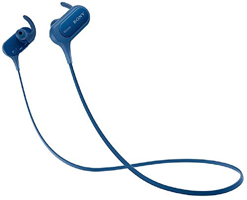 Sony Extra Bass MDR ***** Active Sports Wireless in-Ear Headphones (Blue)