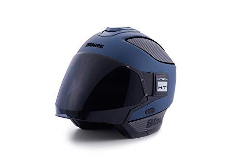Casque Uniquement Blu-Carbon-Black Matt M