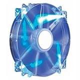 CoolerMaster Fan R4-LUS-07AB-GP 200mm Mega Flow LED Blue 700RPM Electronics
