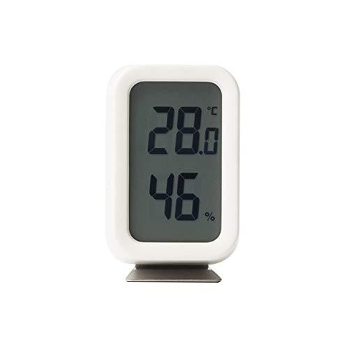 無印良品デジタル温湿度計ホワイト/型番:MJ‐DTHW115832378