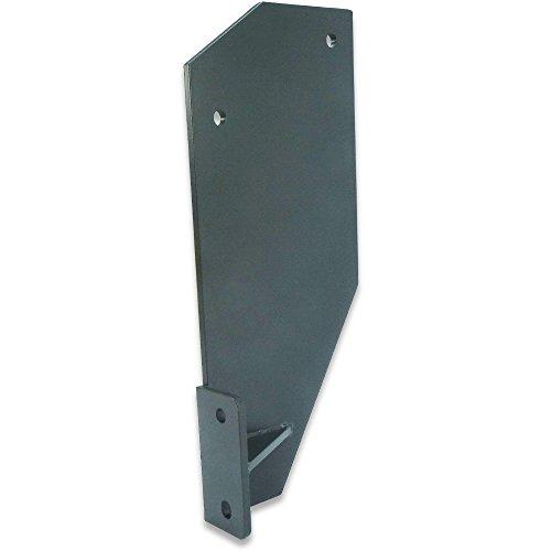 Dachsparrenhalter für Gelenkarm-Markise anthrazit Dachsparrenhalterung Halterung Markise Konsole Deckenkonsole Montagekonsole Balkenkonsole