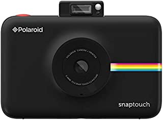 Polaroid Snap Touch Camera And Mobile Printer Black