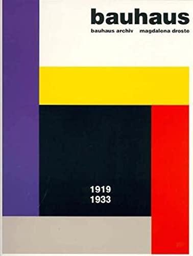 Bauhaus : 1919-1933