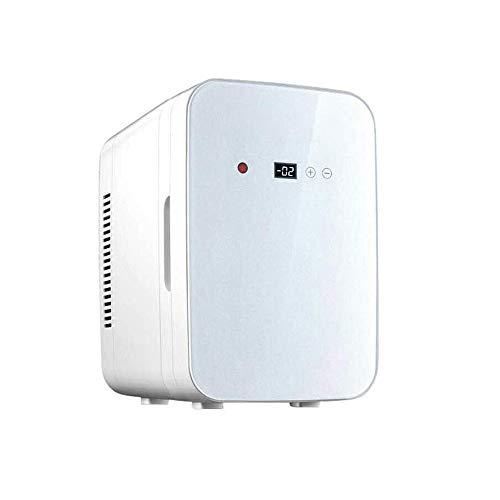 HSJWOSA Auto-12V Refrigerador portátil Mini Coche compresor refrigerador del refrigerador del Coche Que acampa