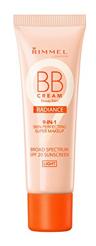 Rimmel Wake Me Up BB Cream Radiance Foundation, Light, 1 Fluid Ounce by Rimmel