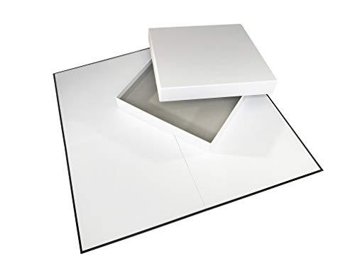 Apostrophe Games Leeres Spielbrett und Schachtel (50.8 cm x 50.8 cm)