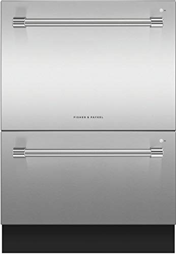 Product Image of the Fisher Paykel DD24DV2T9N Professional Series 24 Inch Built In Fully Integrated Dishwasher