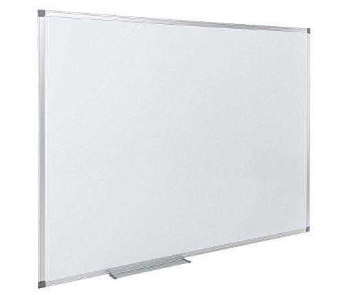 Basic. Pizarra blanca mural y magnética de 90 x 120 cm