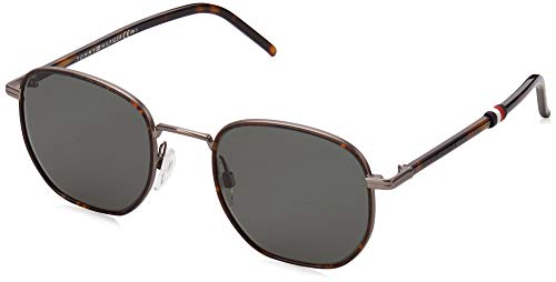 Tommy Hilfiger TH 1672/S gafas de sol, SMTDKRUTH, 50 para Hombre