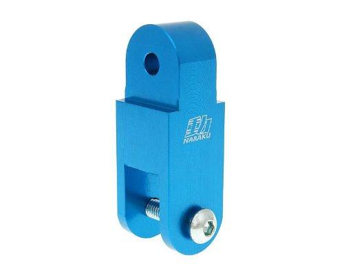 Naraku kit de 60 mm höherlegungs dans bleu pour Rex RS400, RS450, RS460, RS500, allumage 50 ccm
