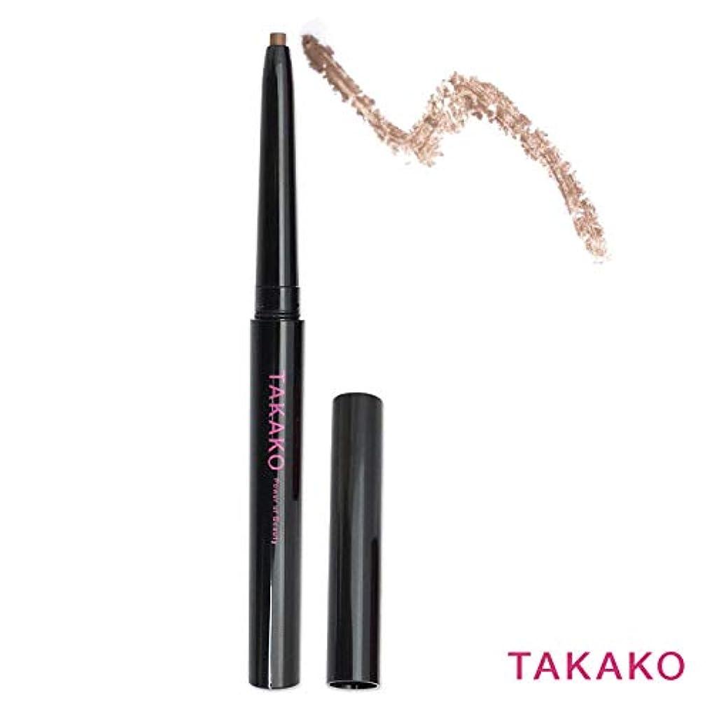 助けになるドリル大気TAKAKO スターリングアイブロウ アイブロウペンシル ウォータープルーフタイプ 落ちない 3Dブラウン 3g TAKAKO Power of Beauty STARRING eyebrow pencil【タカコ コスメ】