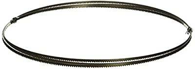 Olson Saw APG70893 AllPro PGT Band 10-TPI Regular Saw Blade, 3/16 by .025 by 93-1/2-Inch