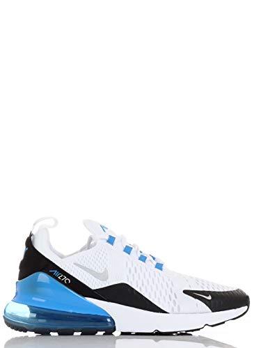 Nike Calzado Deportivo Air MAX 270 para Hombre Blanco 43 EU