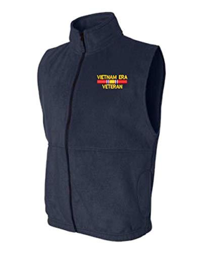 Vietnam Era Veteran Sierra Pacific Full-Zip Fleece Vest