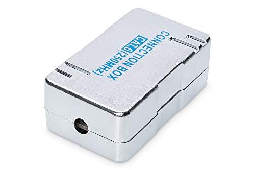 DIGITUS Módulo de conexión profesional para cable de par trenzado, CAT 6, LSA, apantallado