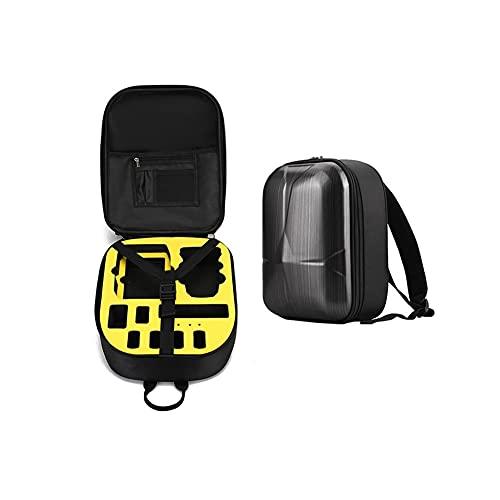 GEBAN Custodia Professionale per Drone Custodia Impermeabile Borsa Rigida per Zaino per D&Ji per Mavic Mini Fly Altri Accessori Combinati Accessori droni (Color : Yellow Backpack)