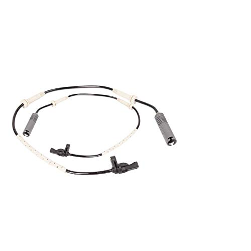 Bapmic 34526870075 Front Left or Right ABS Wheel Speed Sensor for 2008-2013 BMW 128i 135i 325i 328i 330i 335d 335i M3 E81 E82 E87 E90(Pack of 2)