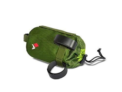 Acepac Fahrrad Flasche Tasche–Grün