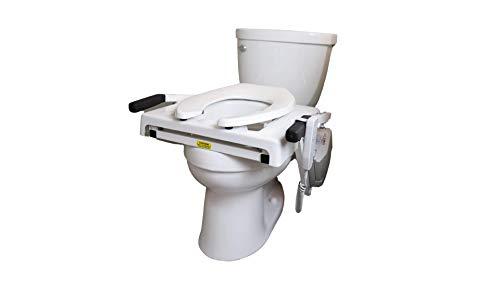 EZ-ACCESS TILT Toilet Incline Lift, Single Motor, Standard