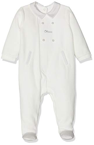 Chicco Tutina con Apertura Entrogamba Pelele para Bebés