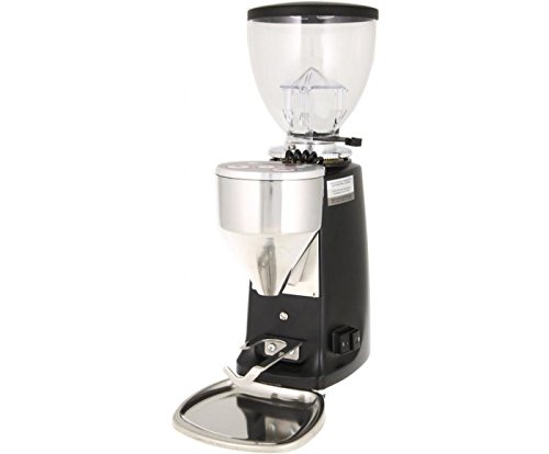 Mazzer | Mini Elektronik A Digital | Elektrische Kaffeemühle | Schwarz
