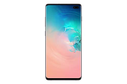 Samsung Galaxy S10+ Smartphone (16.3cm (6.4 Zoll) 128 GB interner Speicher, 8 GB RAM, prism Weiß) - [Standard] Deutsche Version
