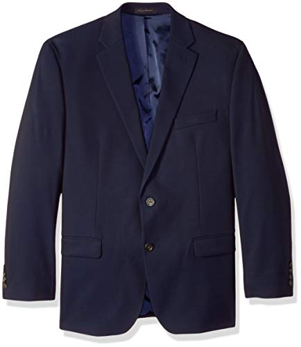 Chaps Men's All American Classic Fit Suit Separate Blazer (Blazer and Pant), Navy, 48 Regular