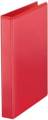Esselte Essentials Präsentation Binder 2 Ring 4.4 cm rot
