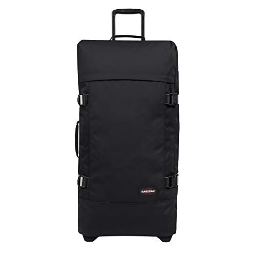 Eastpak TRANVERZ L Hand Luggage, 79 cm, 121 liters, Black (Blakout Bw)