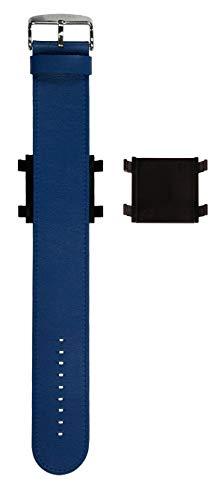 S.T.A.M.P.S. Stamps Armband Lederarmband Deep Blue mit zusätzlichem Snapper/Adapter