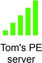 Tom's PE Server