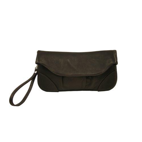 Leather Women's Wristlet Handbags - Best Reviews bagtip