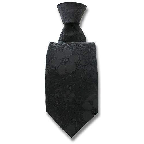 Robert Charles - Cravate Florence Noir