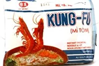 Kung-Fu Instant Oriental Noodle Soup (Shrimp Flavor) - 3oz [Pack of 3]