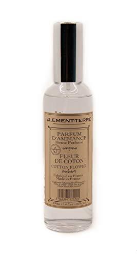 Element-Terre 3949806070220 Parfum D'ambiance 100 ML Fleur De Coton