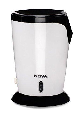 Nova Steel Npm-3772 1200-Watt Pop Corn Maker, Standard, White