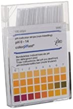 SEOH ColorpHast 9590-3 Test Strips, 0-14 pH (Box of 100)