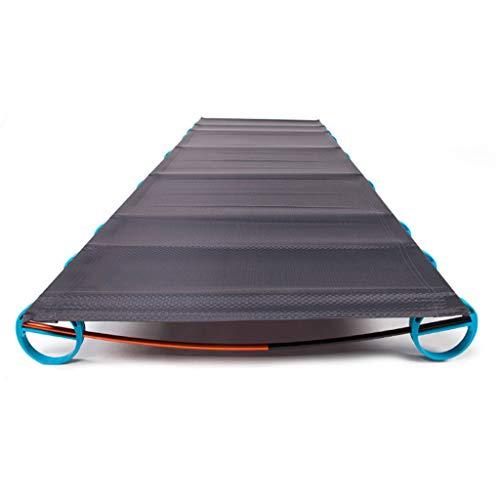 ZEDICN Karpfenliege Bedchair.XXL Faltliege Einzelbett für eine Person in Einer Tasche für den Innen- und Außenbereich Ultraleicht, bequem und robust-A