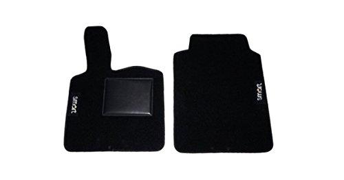 carmats TAPPETI Tappetini su Misura per Smart for Two dal 1998 al 2014 (compatibilità 450-451)