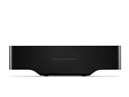 KEF PORSCHE DESIGN / GRAVITY ONE - Bluetooth Lautsprecher, Schwarz