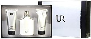 Usher UR 100ML EDT + 100ML Shower Gel + 100ML After Shave Balm, 100 ml