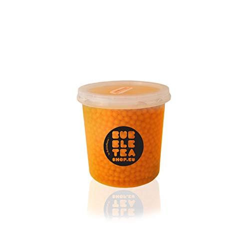 Popping boba Fruchtperlen für Bubble Tea Passionfrucht (500 g)