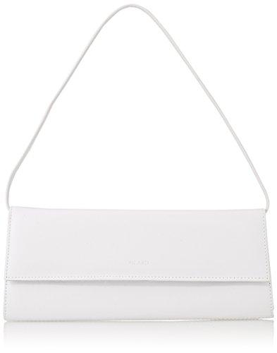 Picard - Auguri, Carteras de mano Mujer, Blanco (Weiss), 11x3x26 cm (B x H T)