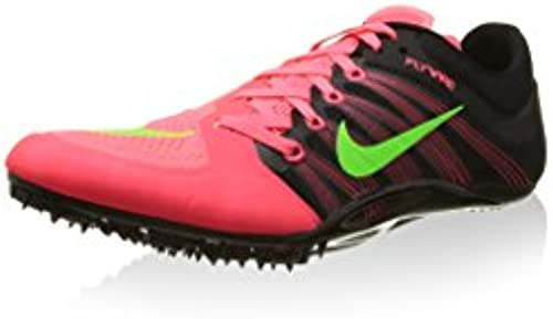 Nike Herren Zoom Ja Fly 2 Sportschuh, SchwarzLimette, 43 EU