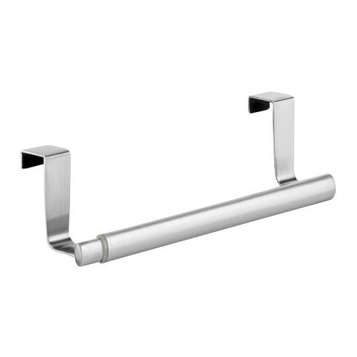 InterDesign - Axis - Toallero expandible para colocar sobre perfil de puerta...